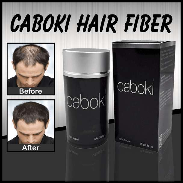 Hair Fiber Caboki is an treatment, great to revive damaged dry falling 0
