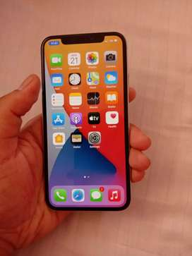 iphone x, 64 gb, white with charger