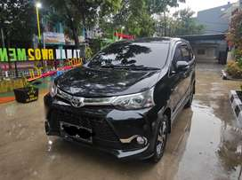 Toyota Avanza Veloz 1.5 2018 at matic warna hitam
