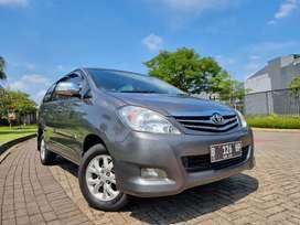 Toyota Kijang Innova G 2.0 2010 matic bensin murah meriah