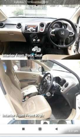 Honda Brio 2012 Petrol 62000 Km Driven