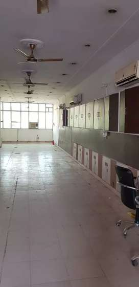 Furnished floors for rent in sector 6 market