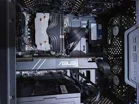 PC Komputer Gaming Rendering i7 6700 GTX 1070 RAM 16GB SSD 512GB
