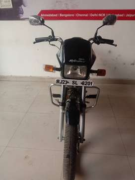 Good Condition Hero Splendor Plus with Warranty |  8201 Jaipur
