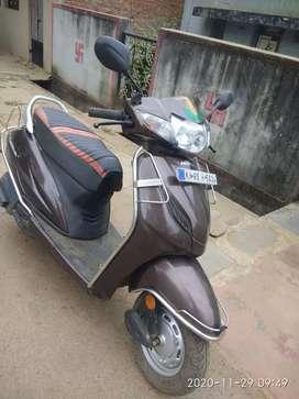 Very smooth bike