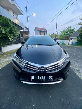 Toyota Altis A/T 2015 Tangan Pribadi