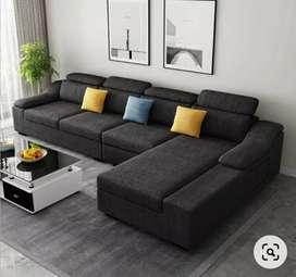 New L type sofa set