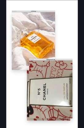 Dijual parfum chanel 05