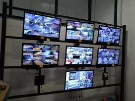 CCTV 4 kamera 1.5jt plus pasang garansi 1th Replace