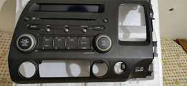 HONDA CIVIC STOCK STEREO PLAYER WITH SPEAKERS!!