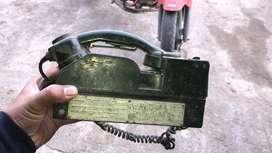 Side telephone