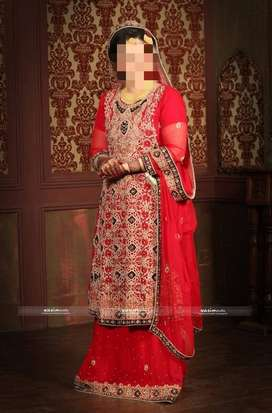 Lehnga Bridal Dress for Baraat