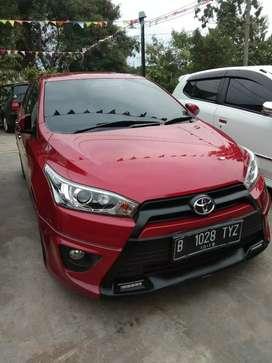 Dijual cepat Toyota Yaris TRD metic 2014