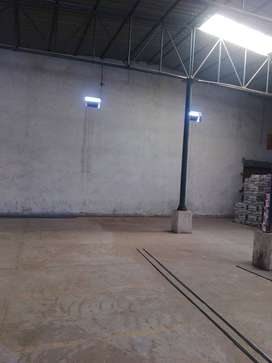 GODOWN 6000 SQ FT AVAILABLE ON RENT AT PRIME LOCATION NH 58  GHAZIABAD