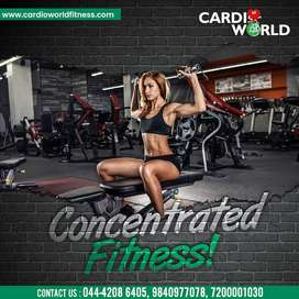 Complete Gym Setup Fitness Equipment Available For Boltsfit