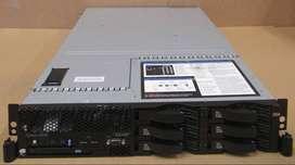 IBM /intel macfee SEVERS FEATURED RACK SERVERS,