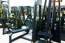 first class morder gym setup lagaye