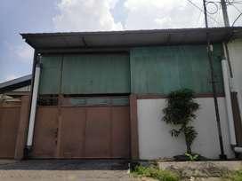 Gudang Double Gate Siap Pakai Akses Kontainer Bebas Banjir Margomulyo
