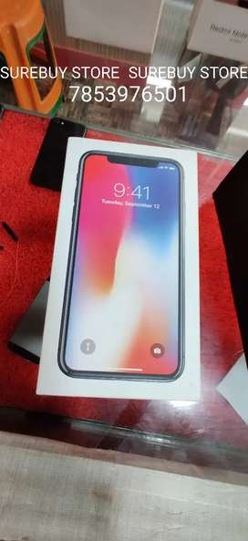 iPhone X(64GB) 1 Year Old