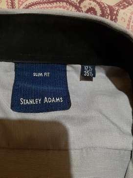 Kemeja Stanley Adams Slim Fit
