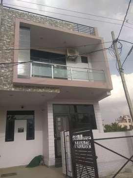 Luxurious 100 gaj duplex villas