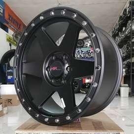 velg mobil pajero ring 20x9 pcd 6x139,7 HSR