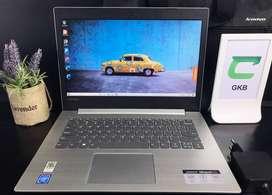 Laptop Lenovo ideapad 330 mulus terawat bekas pemakaian mahasiswi