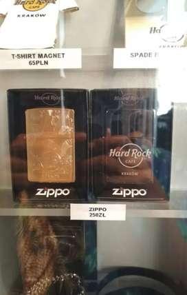 Brand New Zippo HRC Hardrock Hard Rock Cafe Krakow