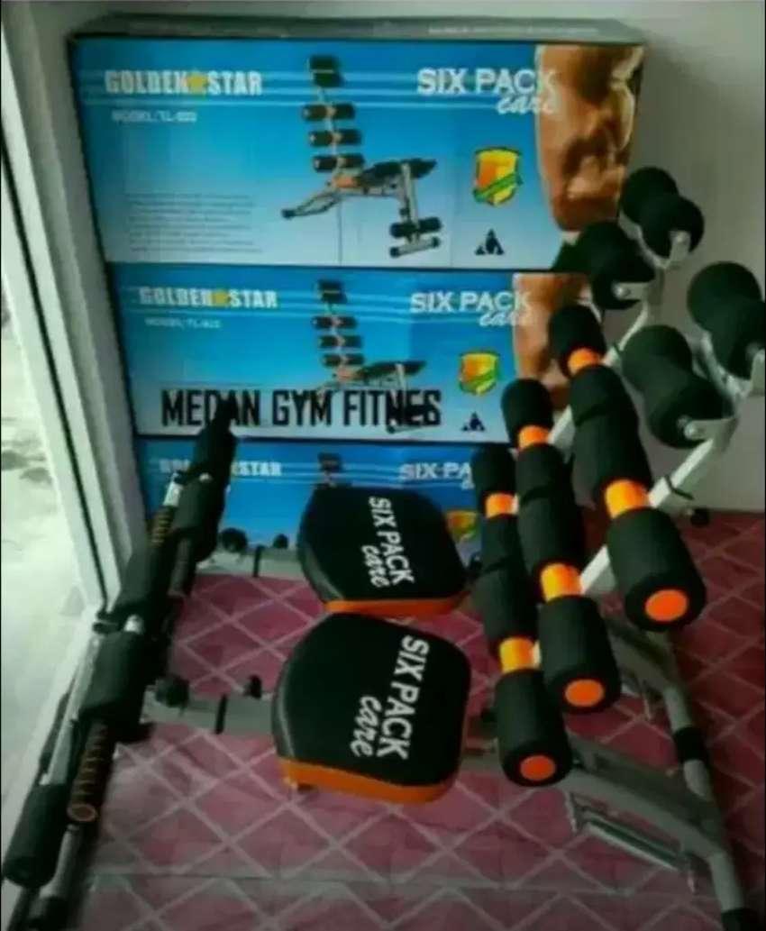 Alat fitnes/sixpack care baru 0