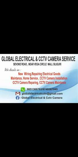 Electricls and cctv services