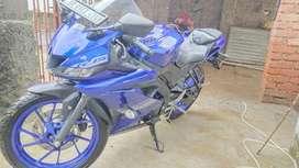 New yamaha R15 V3 BS6
