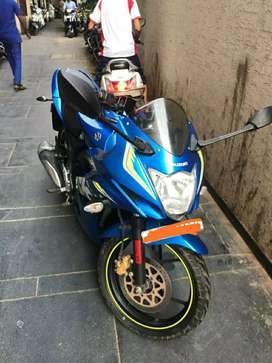 Suzuki gixxef sf 155cc