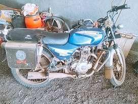 bajaj bike is good condition