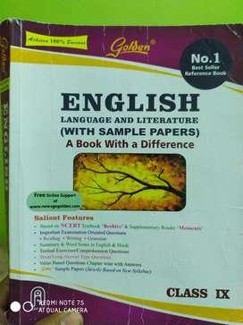 CBSE class 9th English Guide