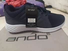 Sepatu ando size 41