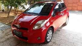 Toyota yaris J A/T matic orisinil pakean sndri