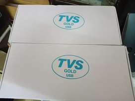 Tvs gold key bord good Condition with wranty@950/-