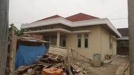 Dijual Rumah baru dibangun siap huni