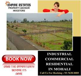 2 Kanal Industrial Builtup Plot For Sale in Sector-82, Mohali