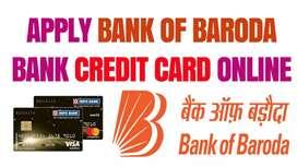 Bank of Baroda credit card sales executive