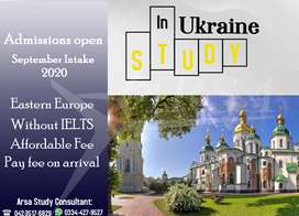 Study In Ukraine Admissions are open