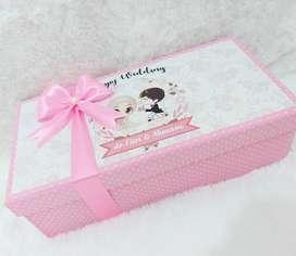 Gift Hadiah Untuk Wedding Nikahan