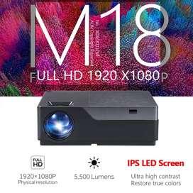 Model: AUN M18  Projector