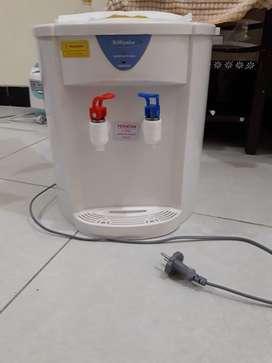 Dispenser air hangat