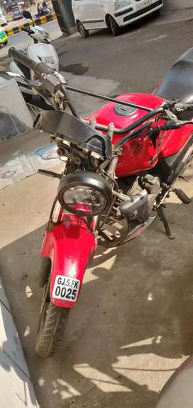 I want to sale my bike Average condition