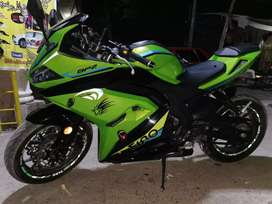 Sigma Gladiator Gp2 Efi sports bike