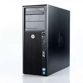 Hp Z220 gaming Rendering Workstation with nvidia GTX 950 OC