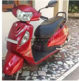 red access 125  in good condition for sell