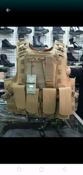 Rompi tactical import G2 Tan gurun