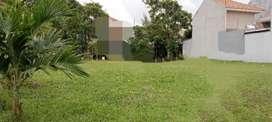 Dijual kavling tanah 243 m² dalam cluster citra gran cibubur jaktim
